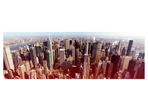 Bild New York Panorama
