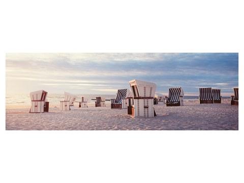 photo de chaises de plage