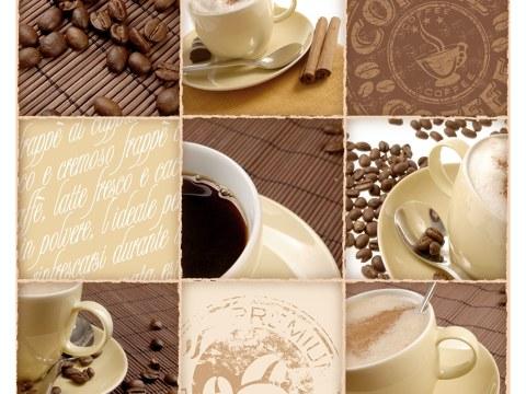 Photos de café et gâteaux