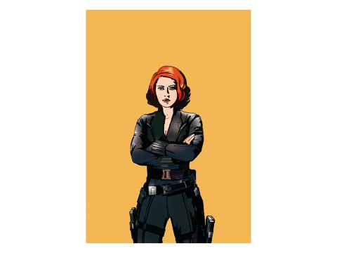 Black Widow Bild