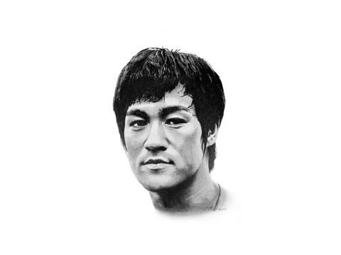 Bruce Lee Bild