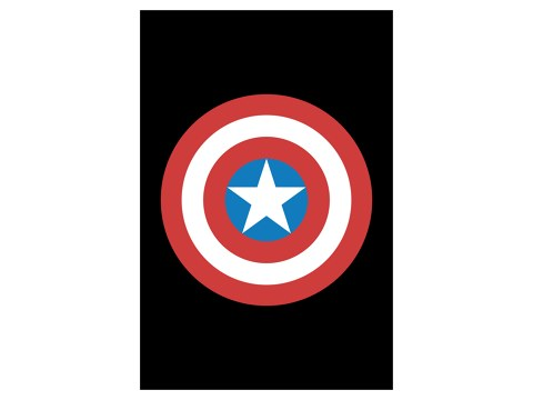 Captain America Motif