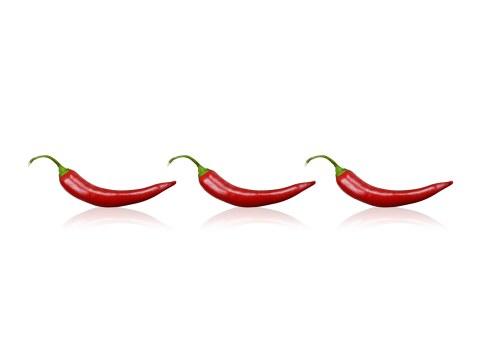 Chili Motiv