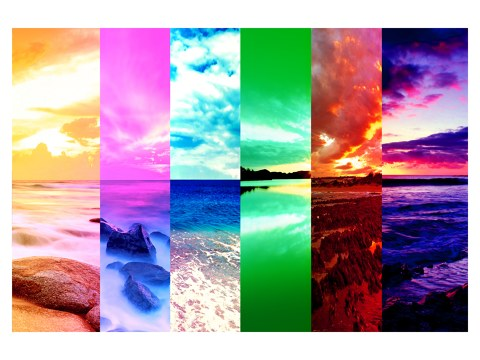 Collage nature