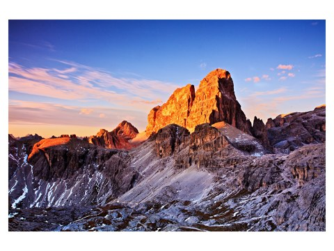 Photos des Dolomites