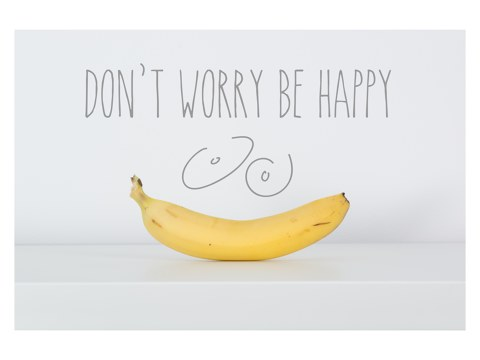 Photo Don't Worry Be Happy