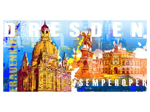 Poster de Dresde