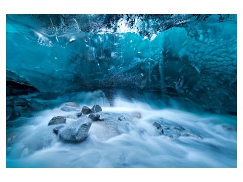 Bild Eishöhle Alaska