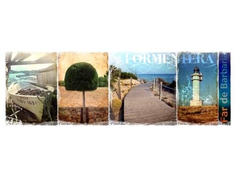 Formentera Collage