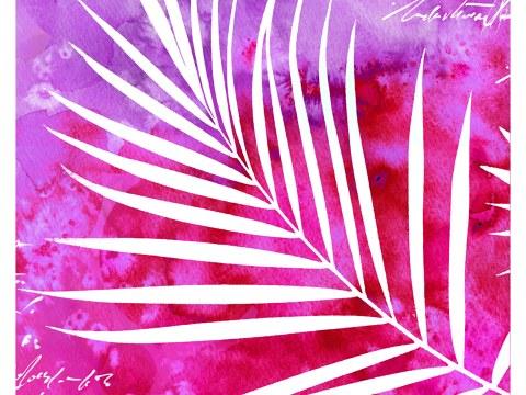 Peinture feuilles