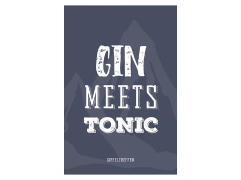 Gin meets Tonic