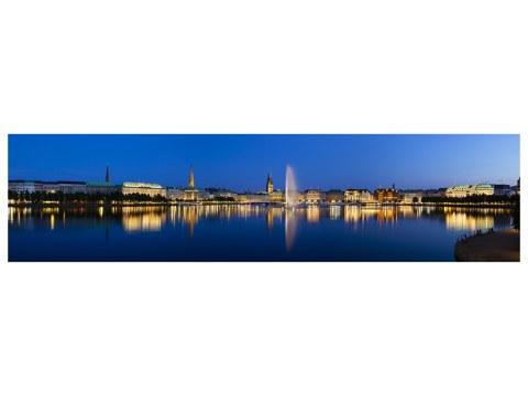 Hamburg Alster foto