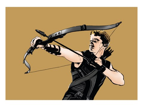 Hawkeye Bild