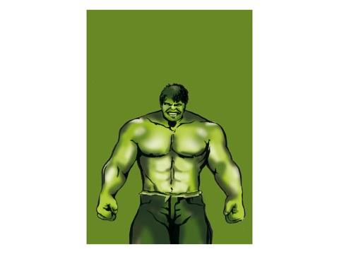 Photo de Hulk