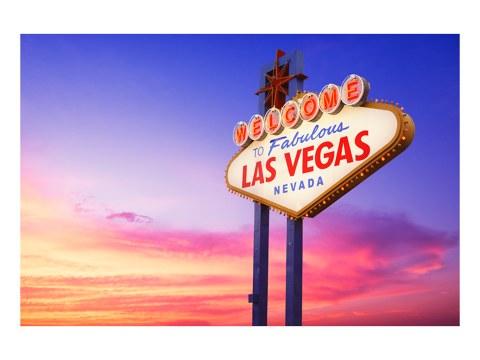 Plaque Las Vegas