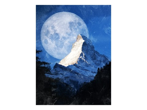 Matterhorn Illustration
