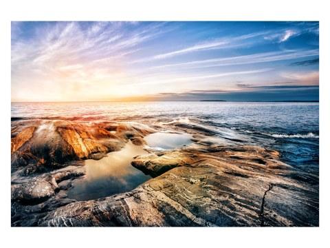 Meeresfelsen