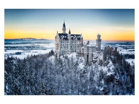 Neuschwanstein Foto