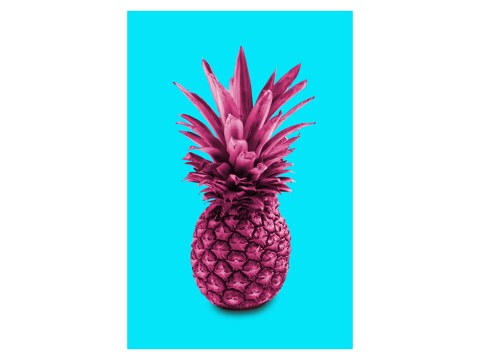 Pop-Art Pineapple