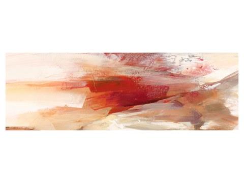 abstraktes Bild von Sanddünen