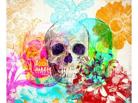 Skull Motiv