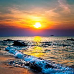 Sonnenuntergang-Bilder - Jetzt Motive bei myposter entdecken!