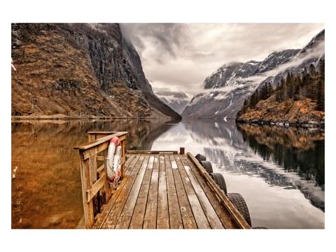 Steg Norwegen