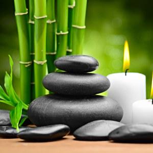 Wellness bilder grün  Wellness-Bilder sorgen für Ruhe und Geborgenheit - myposter