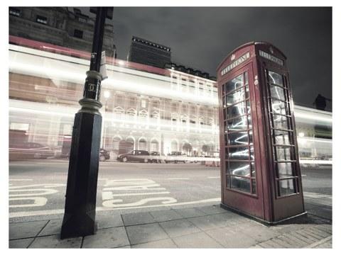 Photo de cabine téléphonique
