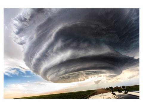 Photo de tornade