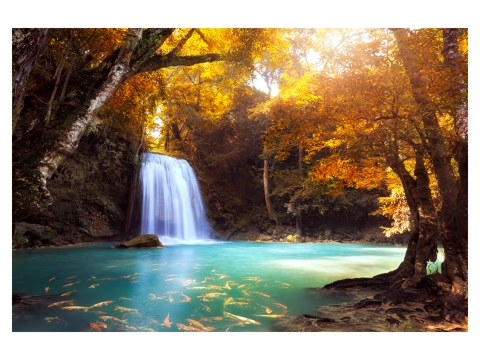 Image de chute d'eau