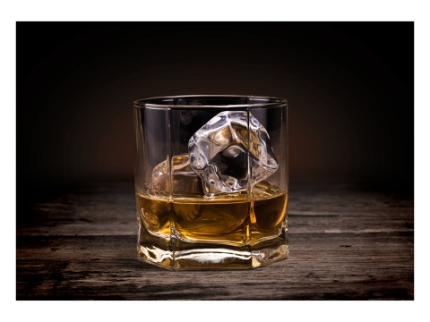 Photo de verre de Whisky