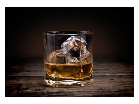 Whiskey Glas Bild